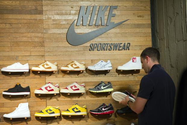 Nike said a main focus will be the 12 key cities in 10 countries that it expects to represent more than 80% of its projected growth through 2020. Photo: Bloomberg