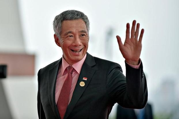 Singapore Prime Minister Lee Hsien Loong has denied all allegations and expressed sadness that the family feud is in public view. Photo: Reuters