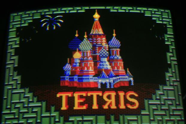 The music of the 1984 game Tetris has undergone umpteen remixes—including Tetris Meets Metal, with over 2.2 million views on YouTube. Photo: AP