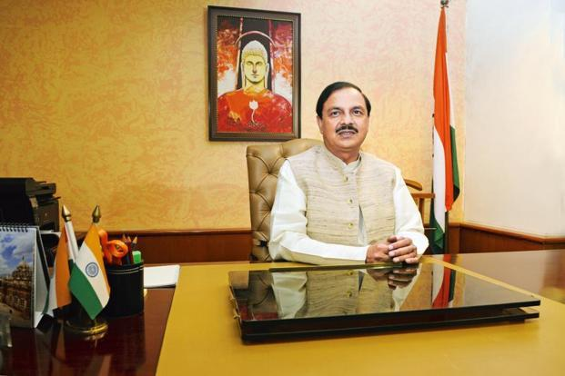 Tourism minister Mahesh Sharma says the prices of the services available under medical tourism will be the same all over the country. Photo: HT