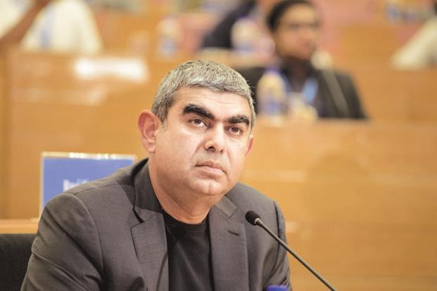 Top Executive Quits Infosys For 'Out-Of-The World' Assignment