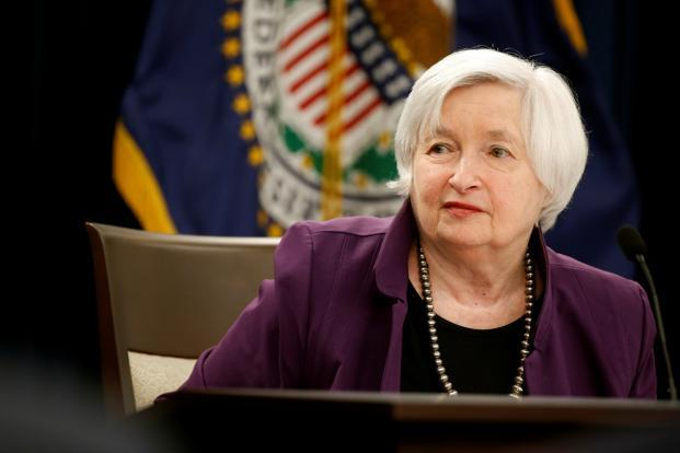 US Federal Reserve chair Janet Yellen. Photo: Reuters