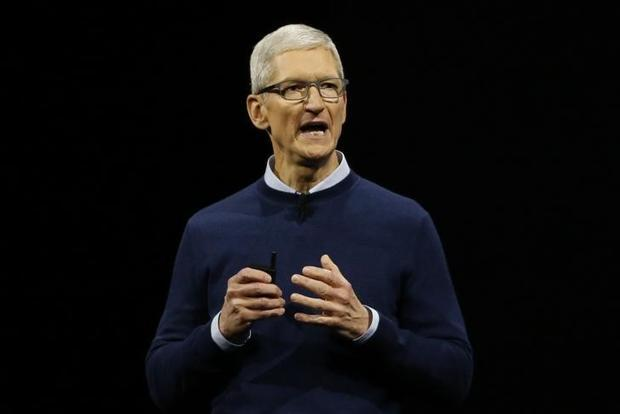 It's unusual for CEO Tim Cook personally to give more than a hint of what Apple is cooking in its laboratories, and it's intriguing to ponder why he felt motivated to be a bit more revealing now. Photo: Reuters