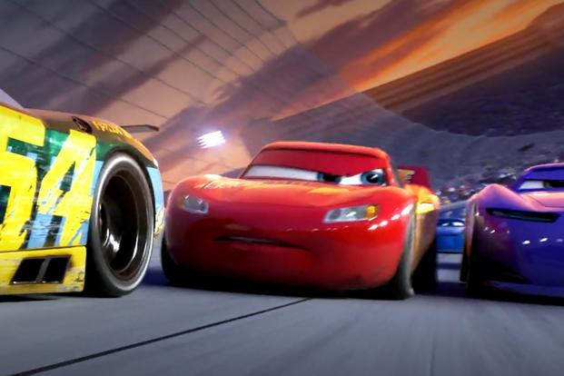 Cars 3, directed by Brian Fee featuring the voices of Owen Wilson, Cristela Alonzo and Armie Hammer, comes to India this week.