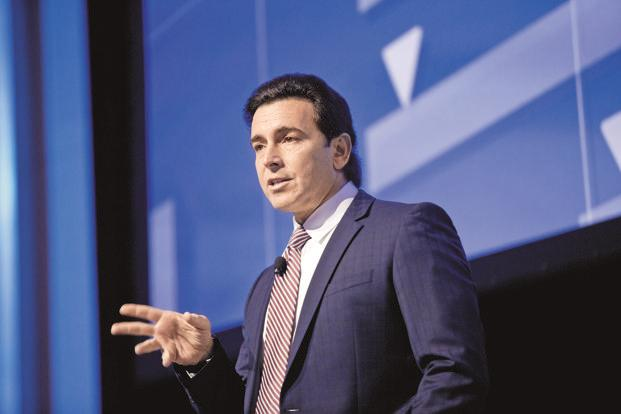 The recent ousting of Ford CEO Mark Fields shows what happens if executives move too slowly. Photo: Bloomberg