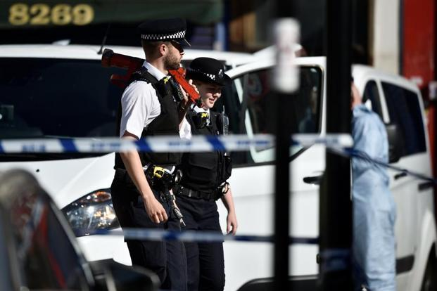 Finsbury Park attack: 'This is terror on the streets,' says Jeremy Corbyn