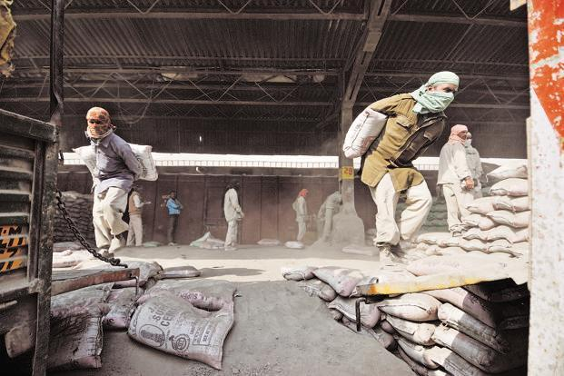 Tax experts and analysts say that post-GST, the tax burden of cement players should come down. Photo: Priyanka Parashar/Mint