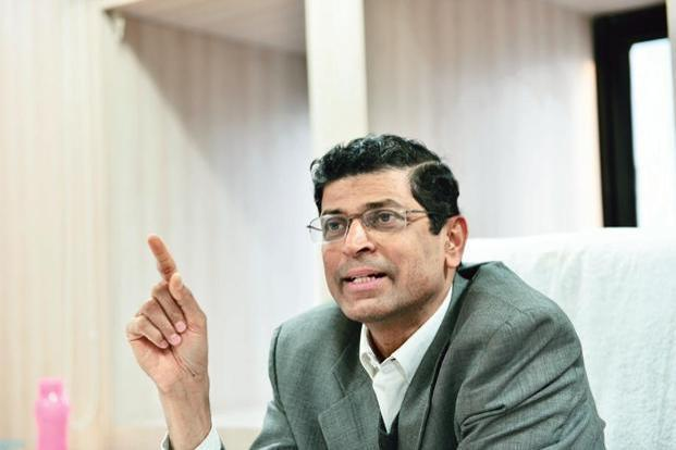 Insolvency and Bankruptcy Board of India chairman M.S. Sahoo . Photo: Mint