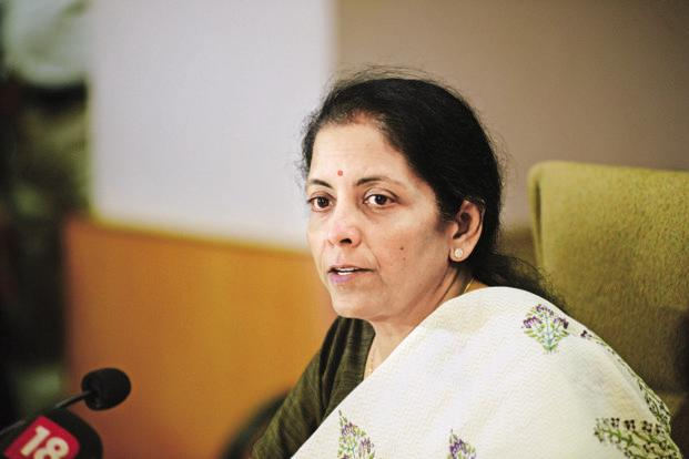 Nirmala Sitharaman asked startups to give ideas about the people who can be invited for the meet.  Photo: Pradeep Gaur/ Mint