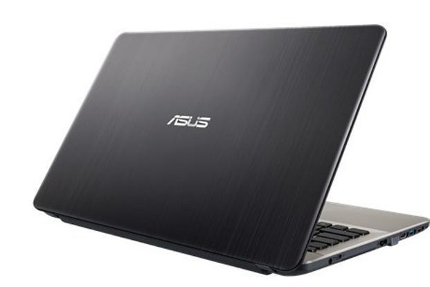 Asus X541U comes in black, red, blue and white colours.