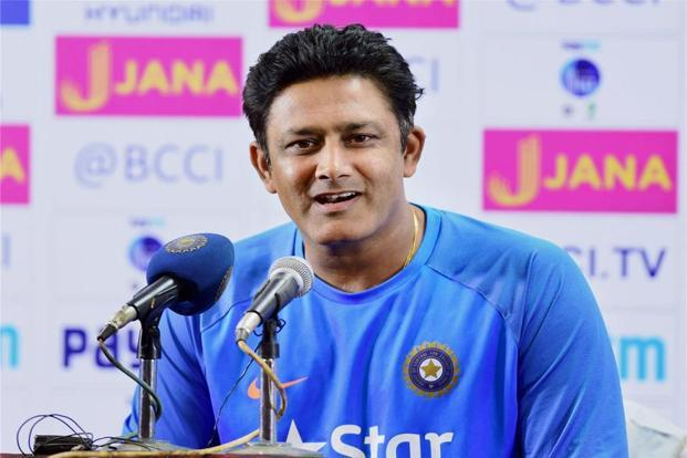 Anil Kumble on Tuesday  refused extension of his contract till the West Indies tour, citing captain Virat Kohli's reservation over his 'style' of functioning. Photo: PTI