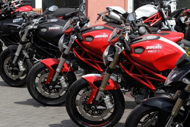 Harley-Davidson enters race to buy Italian rival Ducati
