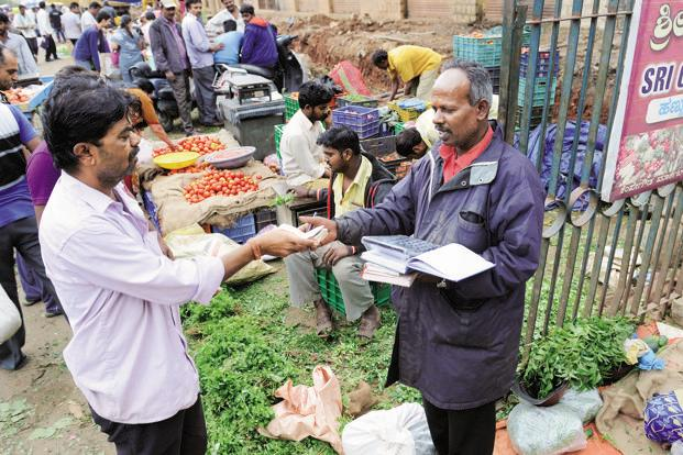 The Karnataka government has agreed farm loan waivers worth Rs8,165 crore, or up to Rs50,000 per farmer borrowed from cooperative banks. Photo: Hemant Mishra/Mint