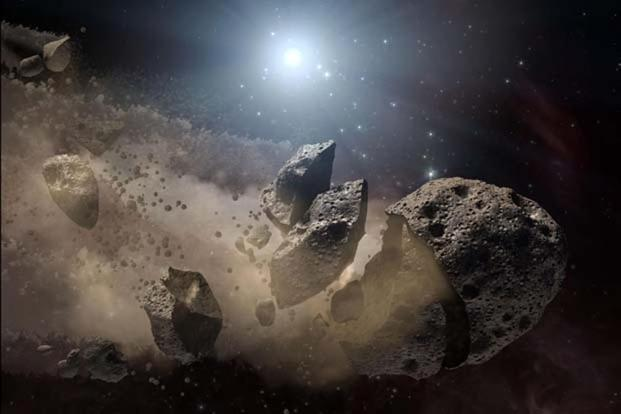 The Next Impact Of A large Asteroid Is A Matter of Time