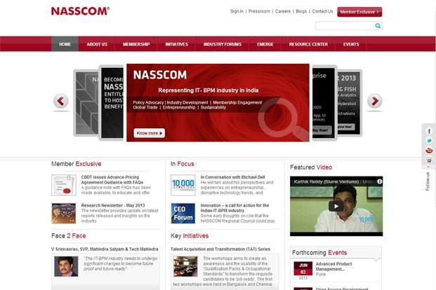 Nasscom deferred giving its outlook of the $155 billion industry in February and postponed to April-June quarter.