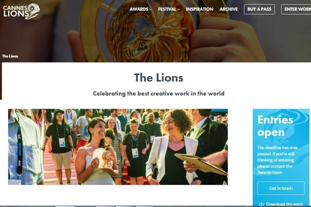 Cannes Lions 2017: India wins 8 Lions in Media, Design and Product Design categories