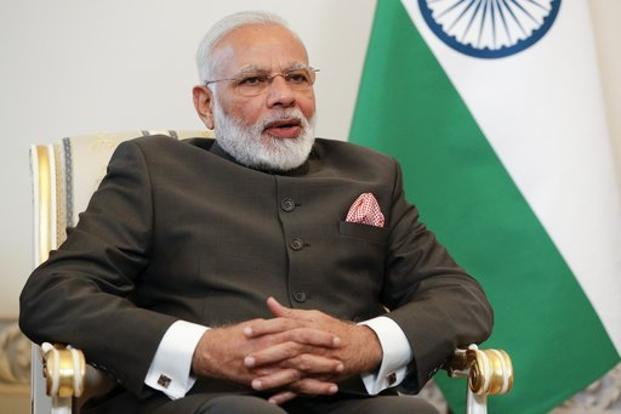 Prime Minister Narendra Modi is scheduled to meet with US President Donald Trump at the White House on 26 June. Photo: AP