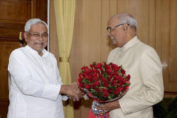 Presidential poll: JD(U) formally backs BJP nominee Ram Nath Kovind