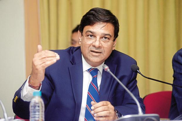 A file photo of RBI governor Urjit Patel. He said there is a 'contradiction' between what the reports say and what he hears from the industry. Photo: Mint