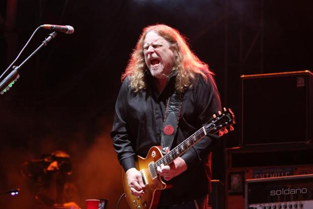 Warren Haynes has been a member of The Allman Brothers Band ever since that storied group re-formed in 1989.