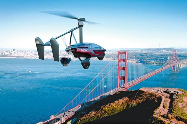 Future Fantasy And Flying Cars Livemint