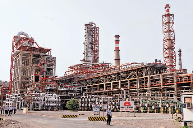 Essar Oil operates a 20 million tonne refinery at Vadinar in Gujarat, and the deal also involves transferring its over 3,500 oil retail outlets. Photo: Reuters