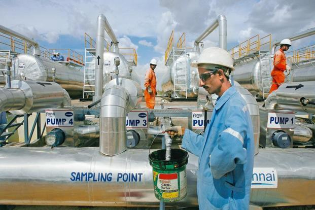 On 26 June 2006, Cairn first created Cairn UK Holding Ltd (CUHL) and transferred the Indian assets to it. Photo: Reuters