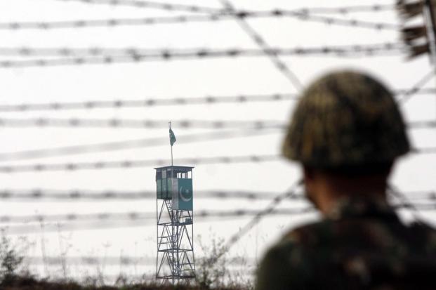 Pakistan violates ceasefire along LoC in Kashmir's Poonch district