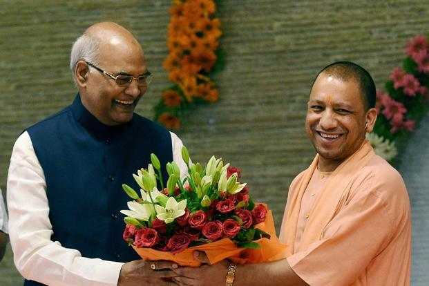 While it is true that the Indian President has his constraints, after reaching the office of the President, Ram Nath Kovind (left) can do a lot of things that are required. Photo: PTI