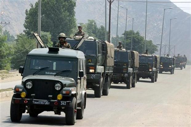 J&K: Srinagar encounter ends, 2  militants killed, 2 army men injured