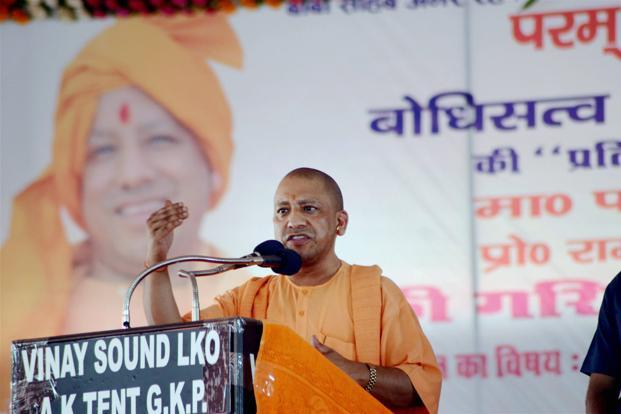 100 days in power, Yogi Adityanath promises development in UP