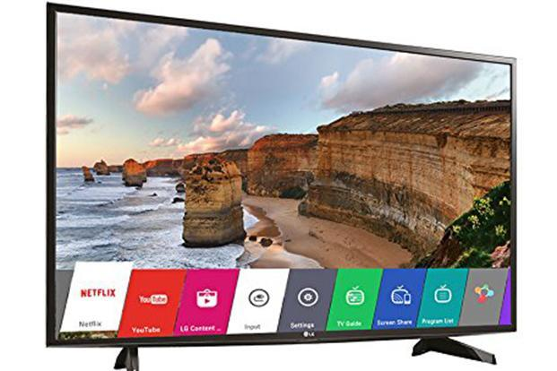 LG 43LH576T is also a Smart TV so you can watch your favourite shows in Netflix directly on it by connecting it to the WiFi network at home.