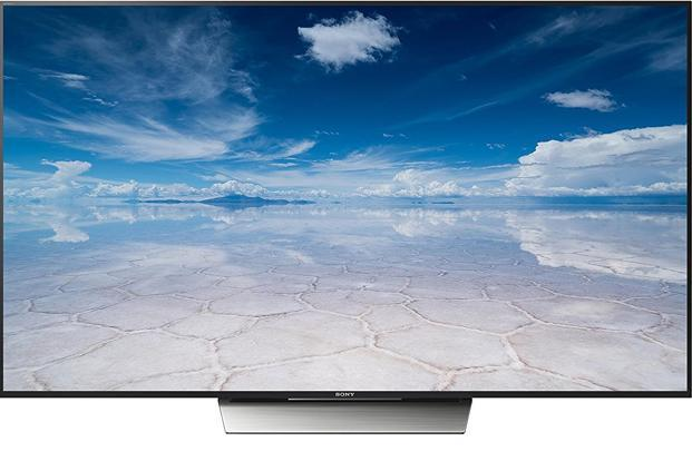 Sony Bravia KD-55X8500D can play most audio and video file formats directly through a USB drive.