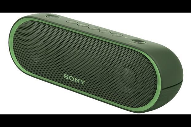 Sony SRS-XB20/BC is meant for users looking for a rugged and compact speaker which can be easily carried around in a backpack.