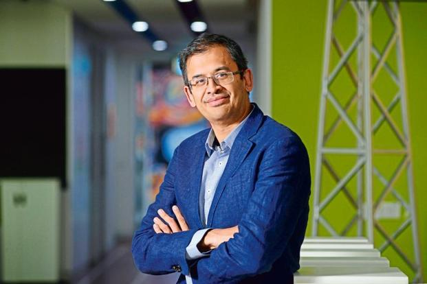 A file photo of Myntra CEO Ananth Narayanan. Photo: Mint