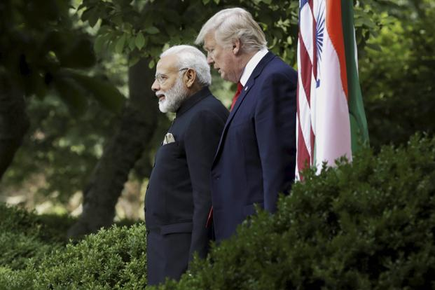 Modi-Trump meeting: No discussion on H1B during talks between two leaders