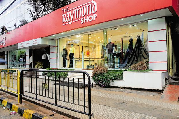 Raymond at present has 1,100 stores in about 450 cities. Photo: Hemant Mishra/Mint