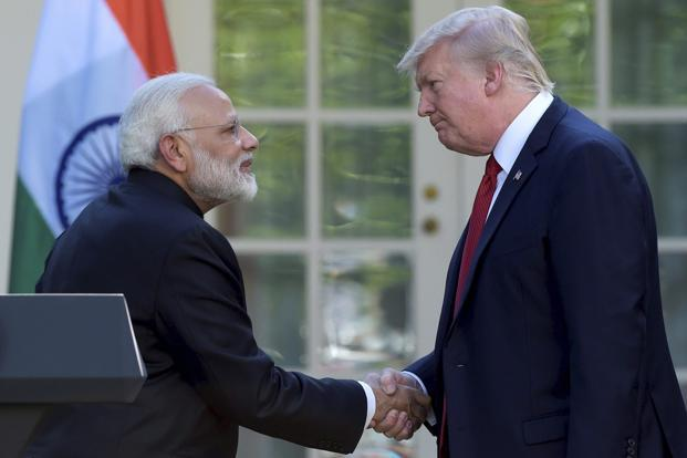Donald Trump warns Narendra Modi India must reduce obstacles to US exports
