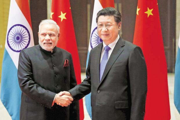Prime Minister Narendra Modi and President Xi Jinping. Photo: Reuters