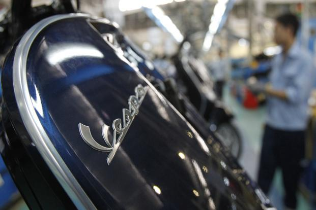 With the launch of the Vespa and Aprilia 150 scooters in Sri Lanka, Piaggio seeks to replicate its India success in the island nation. Photo: Reuters