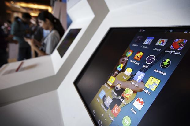 Spice will launch 10 handsets in next six months in the sub-Rs10,000 price range. File photo: Bloomberg