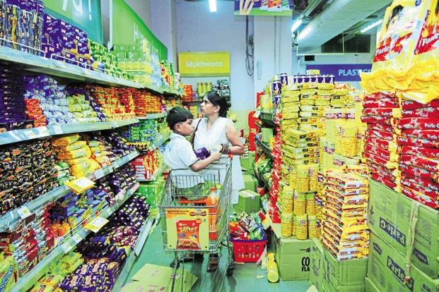 Under the current regime, biscuits of all types will be taxed at 18%. While this does not hurt premium biscuits, it will lead to a rise in prices for glucose biscuits. Photo: Mint