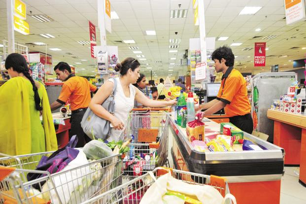 Hindustan Unilever has cut prices of some of its detergents and soaps, extending the benefit of GST rates to consumers. Photo: Ramesh Pathania/Mint