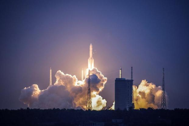 China's Long March-5 Y2 rocket fails to put its largest ...