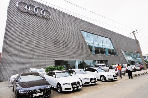GST To Make Luxury And Premium Car Models Cheaper Livemint - What company makes audi cars