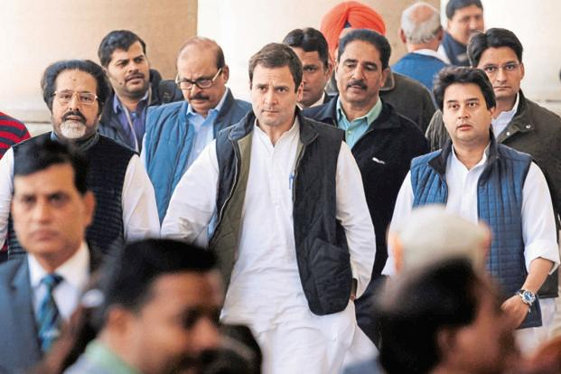 Congress party which was internally divided over its decision to boycott the GST launch event is now finding it difficult to unite opposition parties under one umbrella