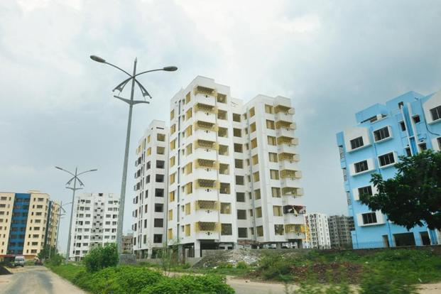 According to PropEquity, housing sales fell by 41% during January-May period of 2017 as property demand remained sluggish post demonetisation. Photo: Indranil Bhoumik/Mint