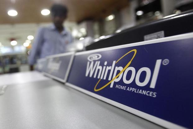 A majority of Whirlpool revenue comes from refrigerators and washing machines. Photo: Reuters