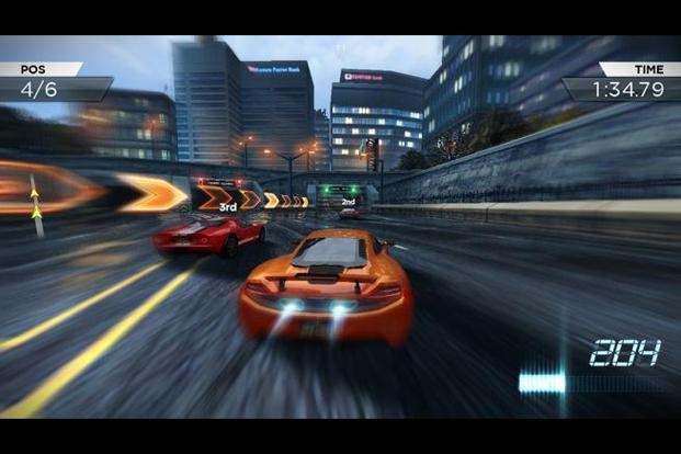 'Need for Speed Most Wanted' is available for just Rs80.