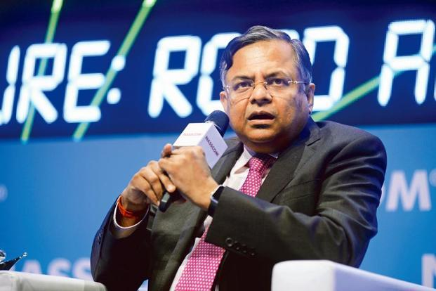 Tata Sons chairman Natarajan Chandrasekaran. Photo: Abhijit Bhatlekar/Mint